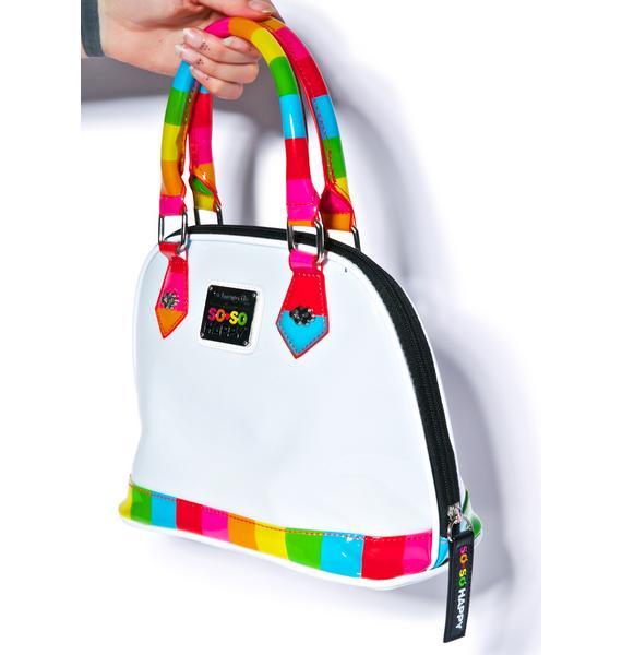 Iron Fist Wink Bowler Bag