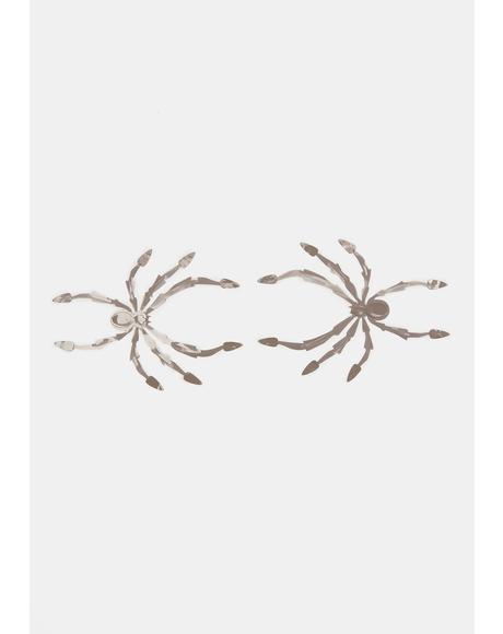 Arachnoid Eye Lace