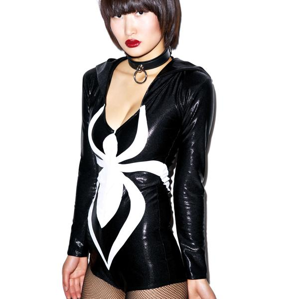 J Valentine Web Spinner Costume