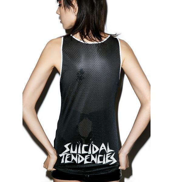 Suicidal Tendencies BH Athletic Tank