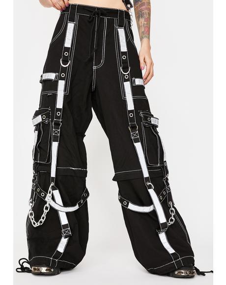 Reflector DS Wide Leg Pants