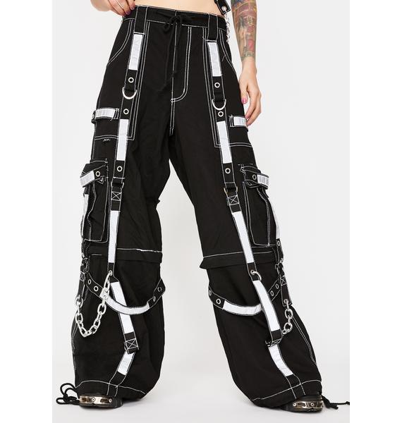 Tripp NYC Reflector DS Wide Leg Pants