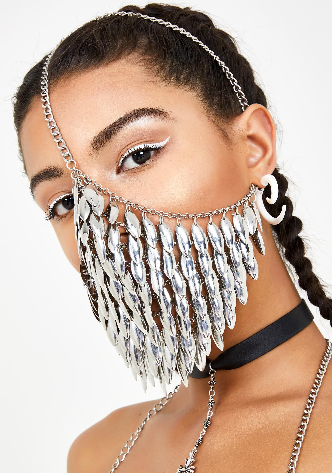 The Assassin Chain Mask