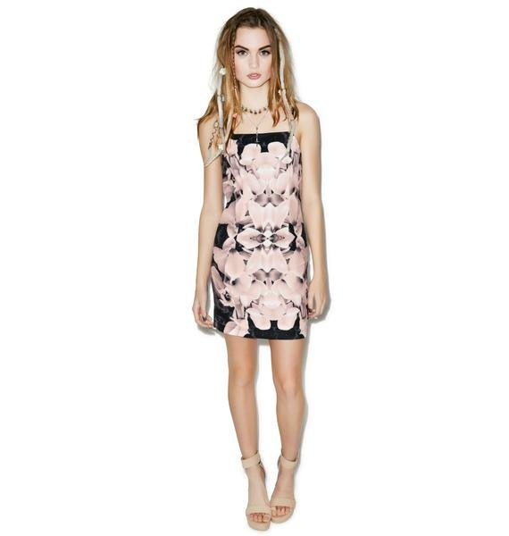 Tiger Mist The Blush Dress