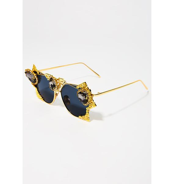The Lyte Couture Rockefeller Sunnies