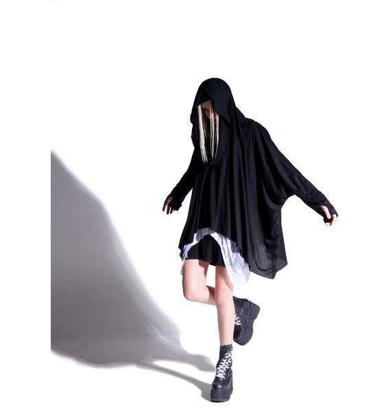 MNML Evade Hooded Top