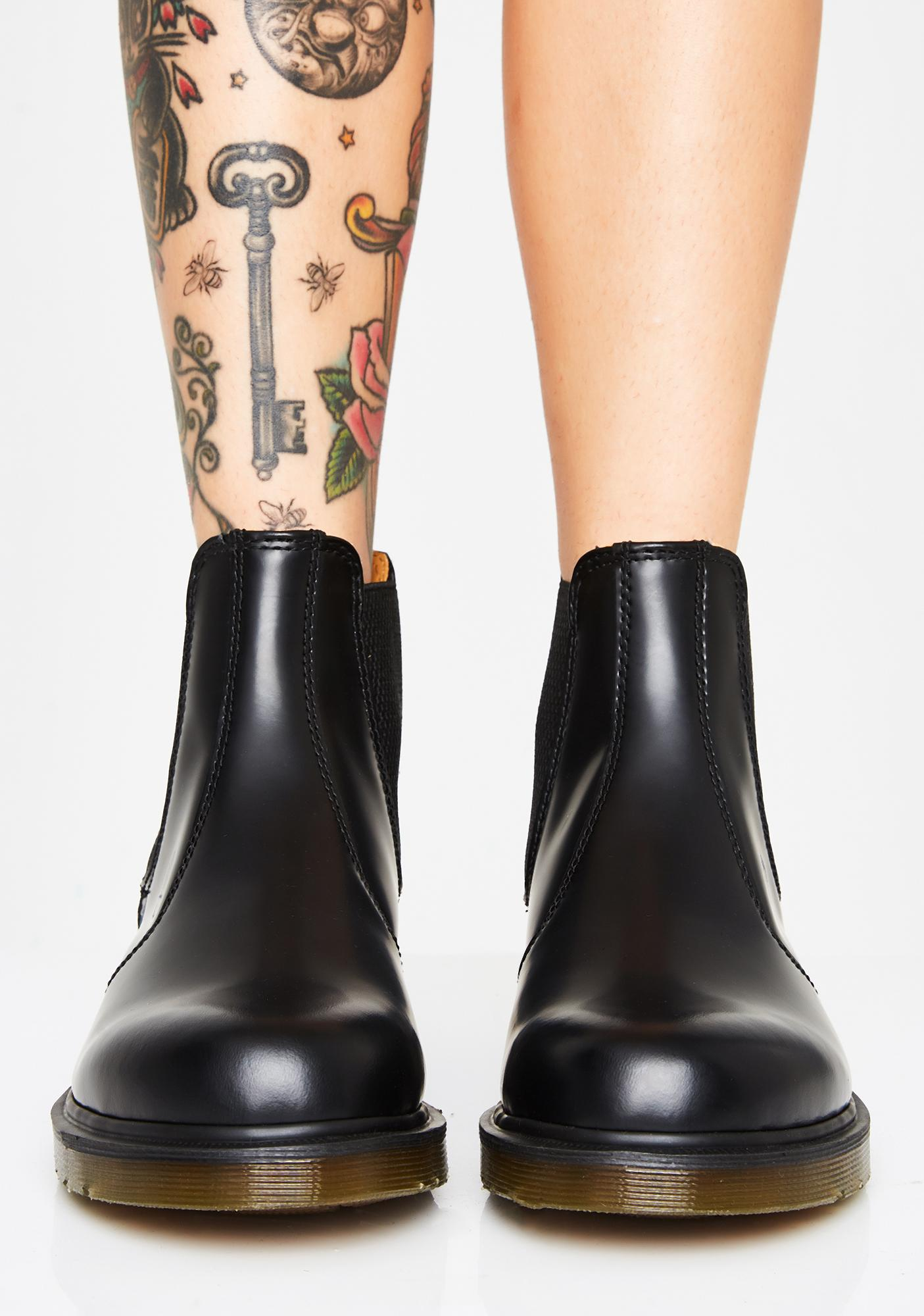 Dr. Martens 2976 Smooth Boots