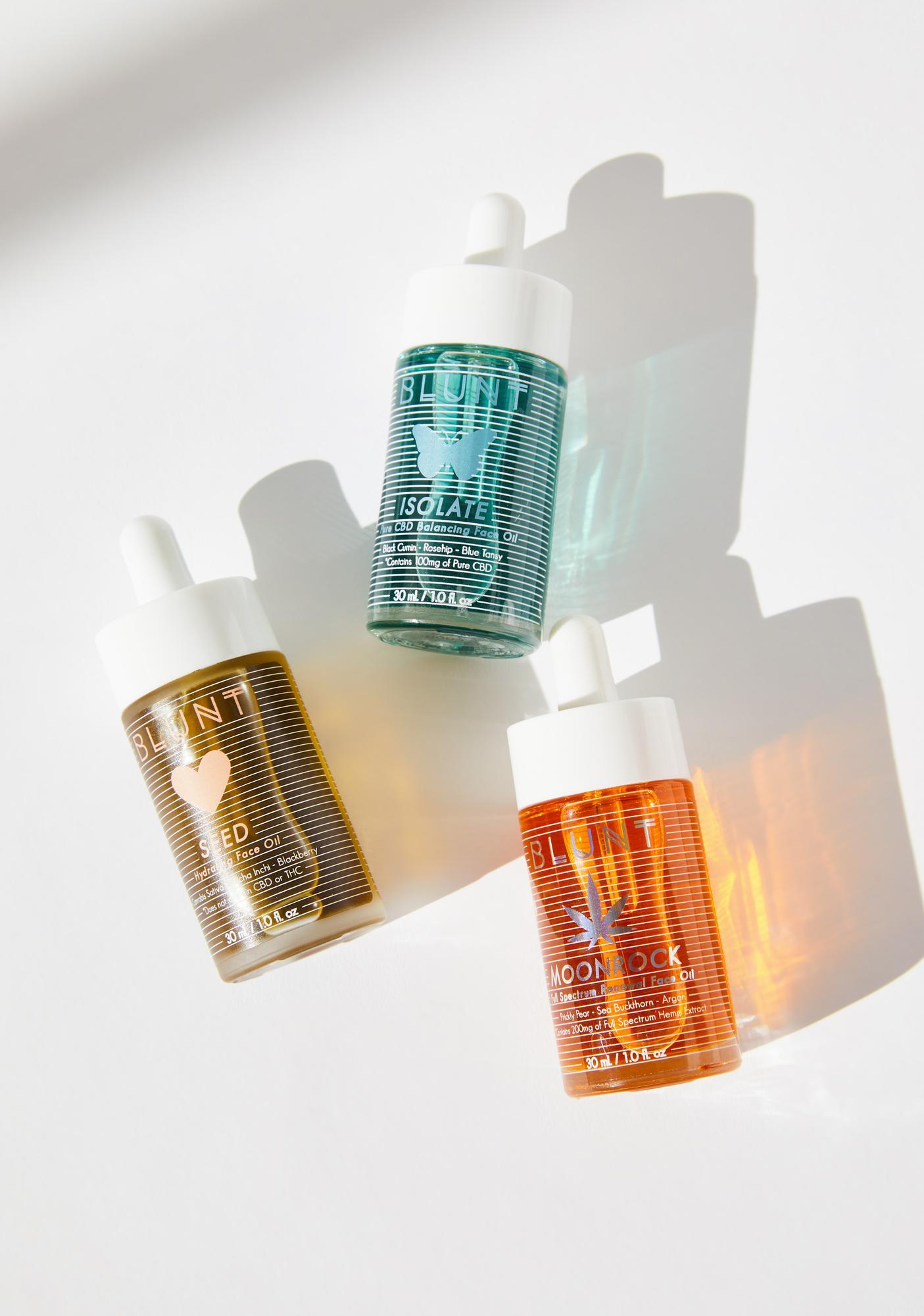 BLUNT Skincare Isolate Pure CBD Balancing Face Oil