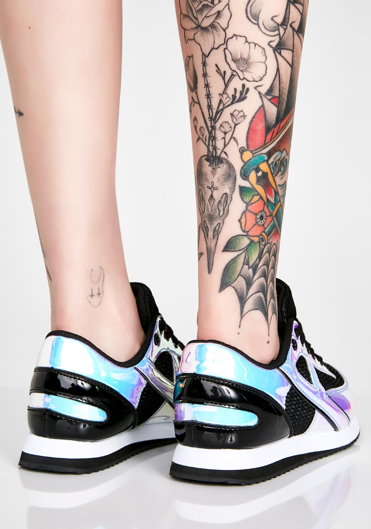 Y.R.U. Flash Atlantis Sneakers