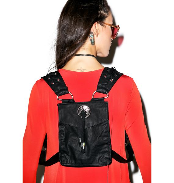 Lip Service Ghost Dancer Harness Backpack