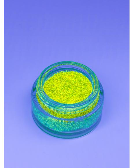 Electric Daisy UV Glitter Gel