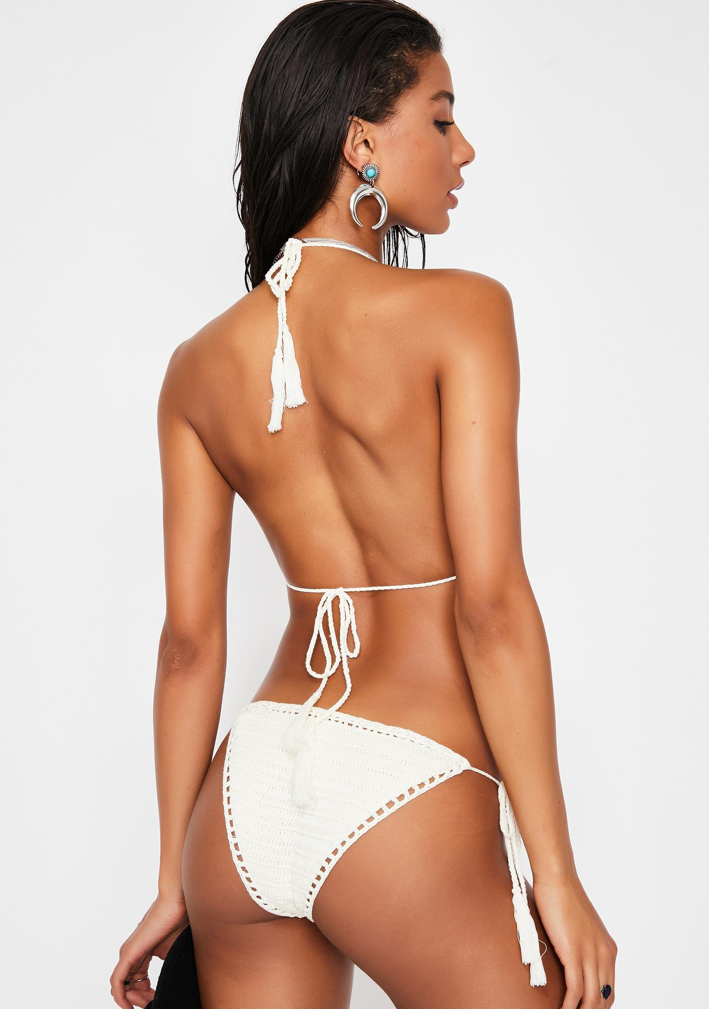 Pacific Breeze Crochet Bikini