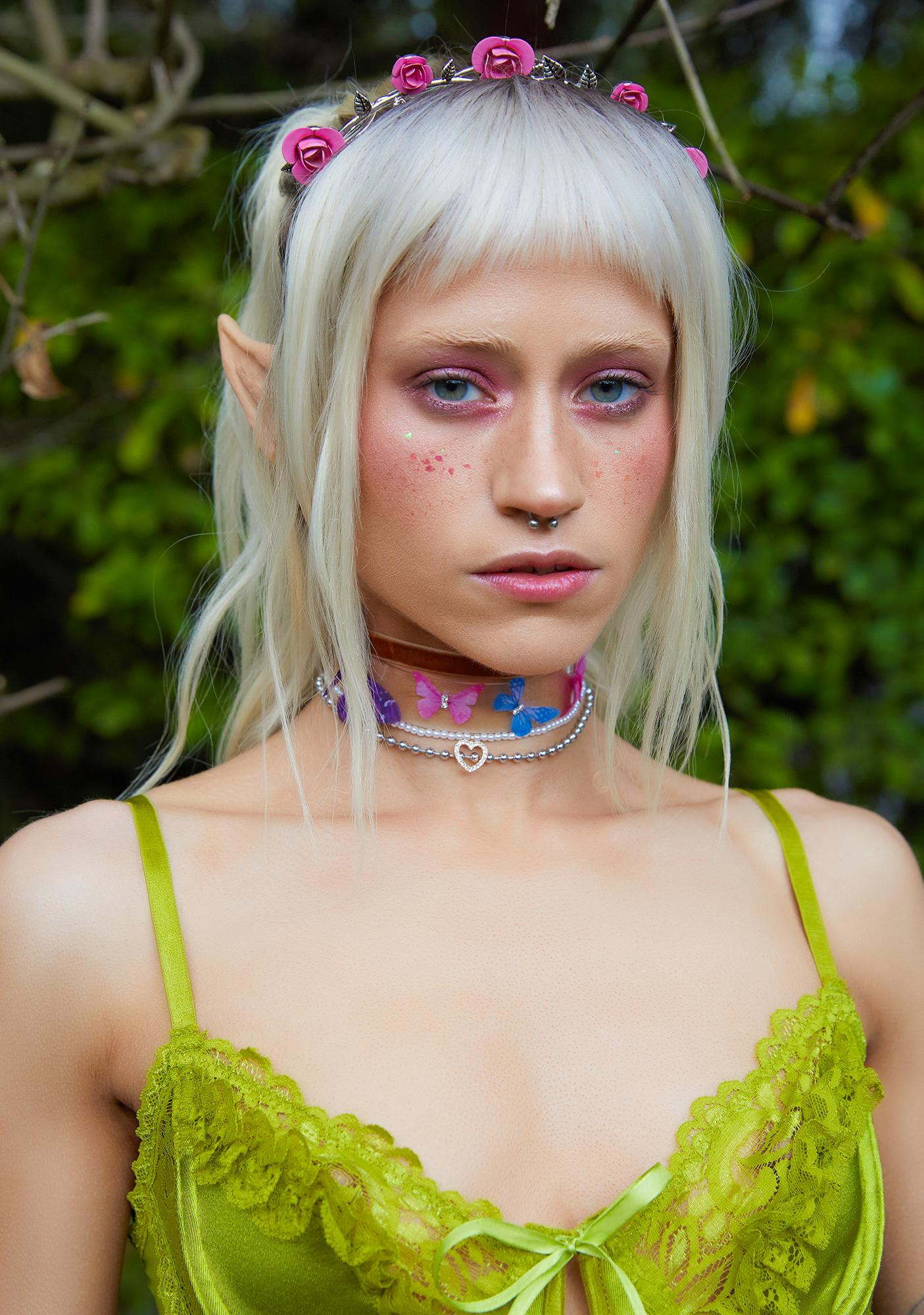 Fly The Coop Butterfly Choker