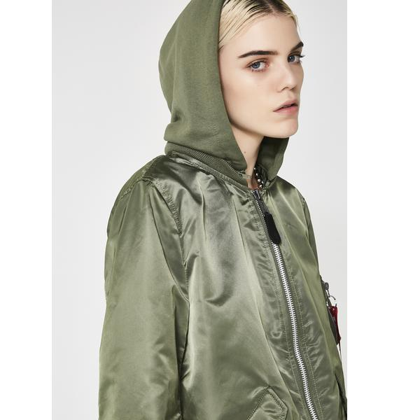 Alpha Industries L-2B Natus Jacket