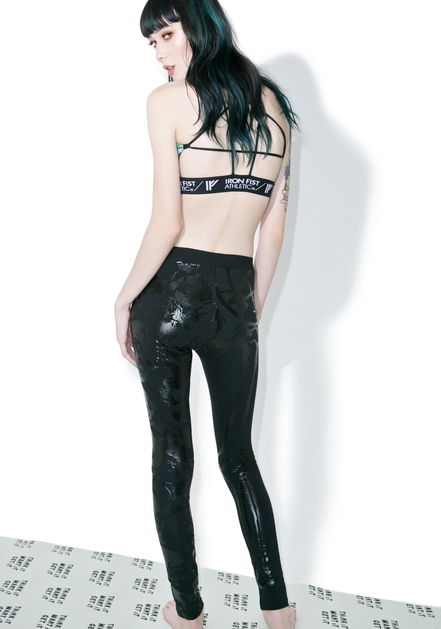 Killstar Matrix Leggings