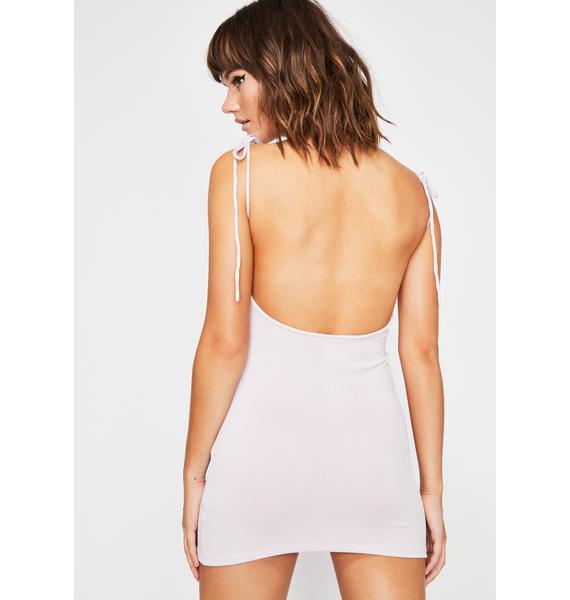 Totally Vain Mini Dress