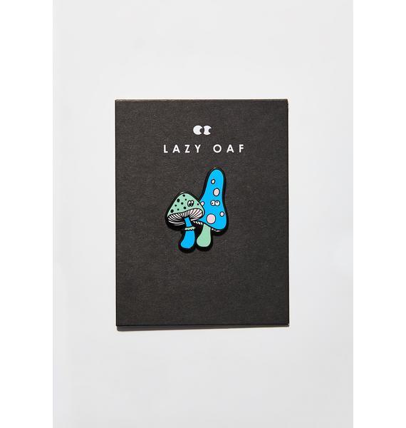 Lazy Oaf Mushroom Pin