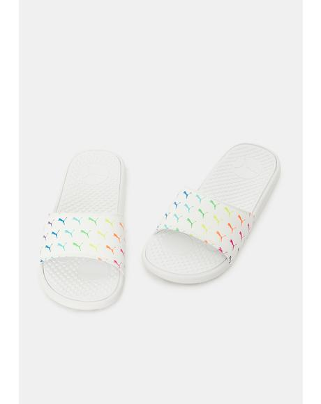 Bliss Cool Cat Bold Women's Slides