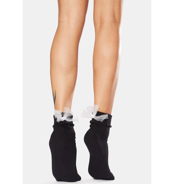 Wicked All About Bows Socks