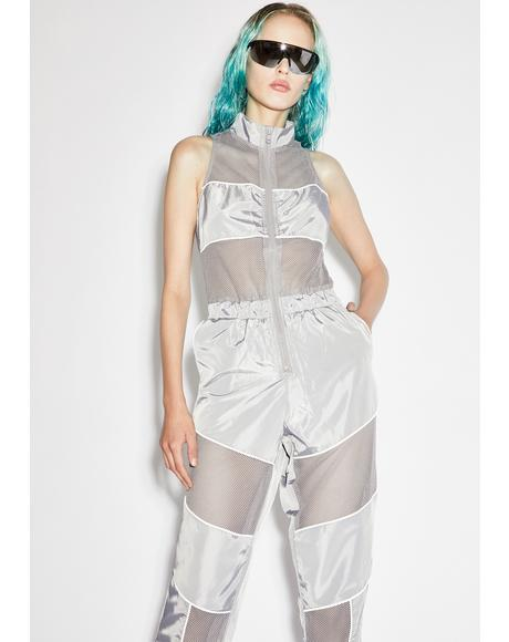 Lunar Fuel Reflective Jumpsuit
