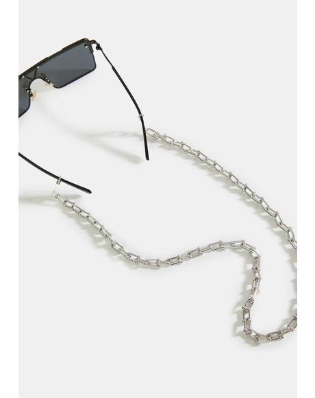Chrome Saves The Day Sunglasses Chain