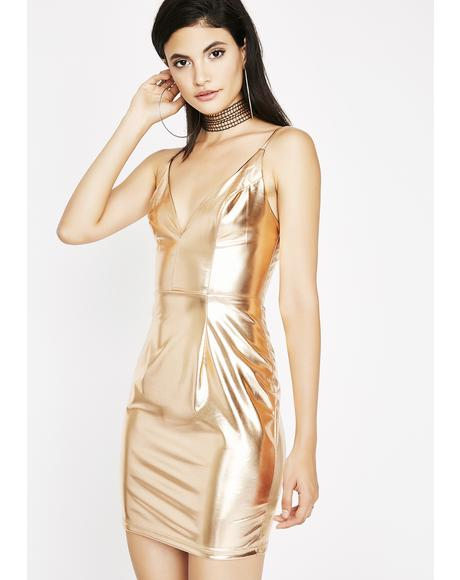 Rose Gold Big Bang Dress