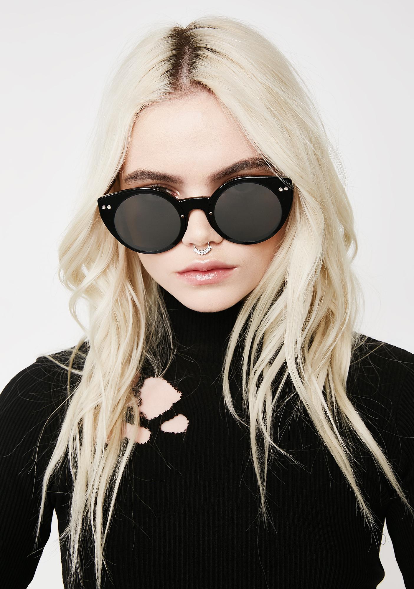 Spitfire Mirrored Alpha Sunglasses