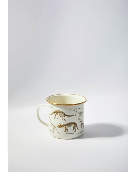 Dinosaur Museum Mug