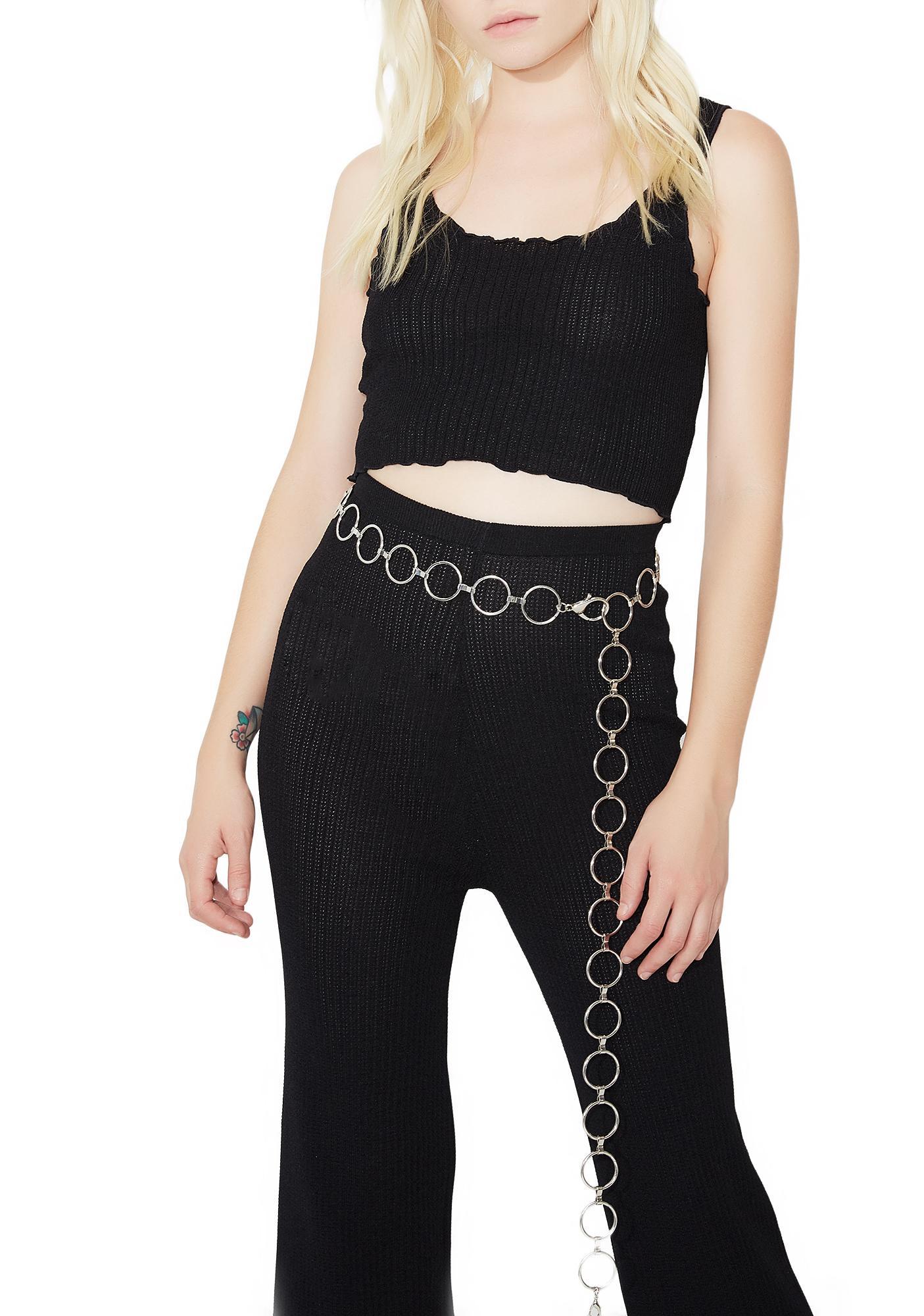 Groovy Baby Chain Belt