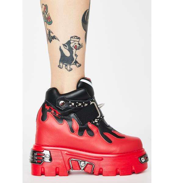 Head Honcho Platform Sneakers