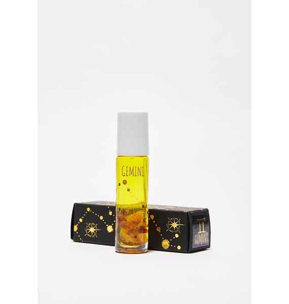 Little Shop of Oils Gemini Oil Perfume Roller