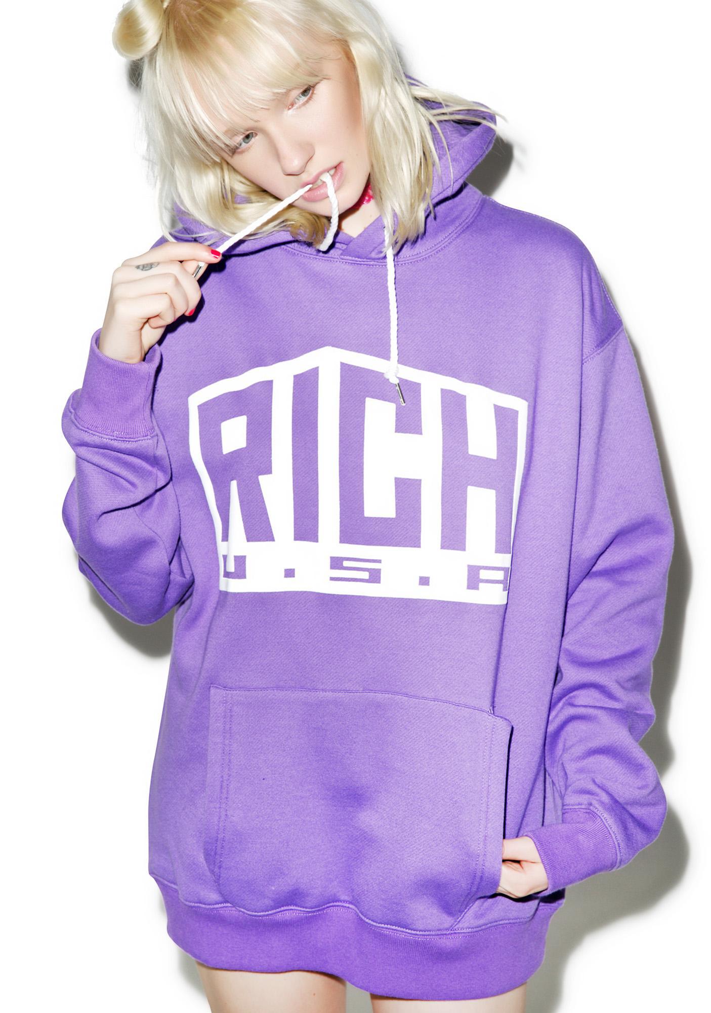 Joyrich Rich USA Hoodie