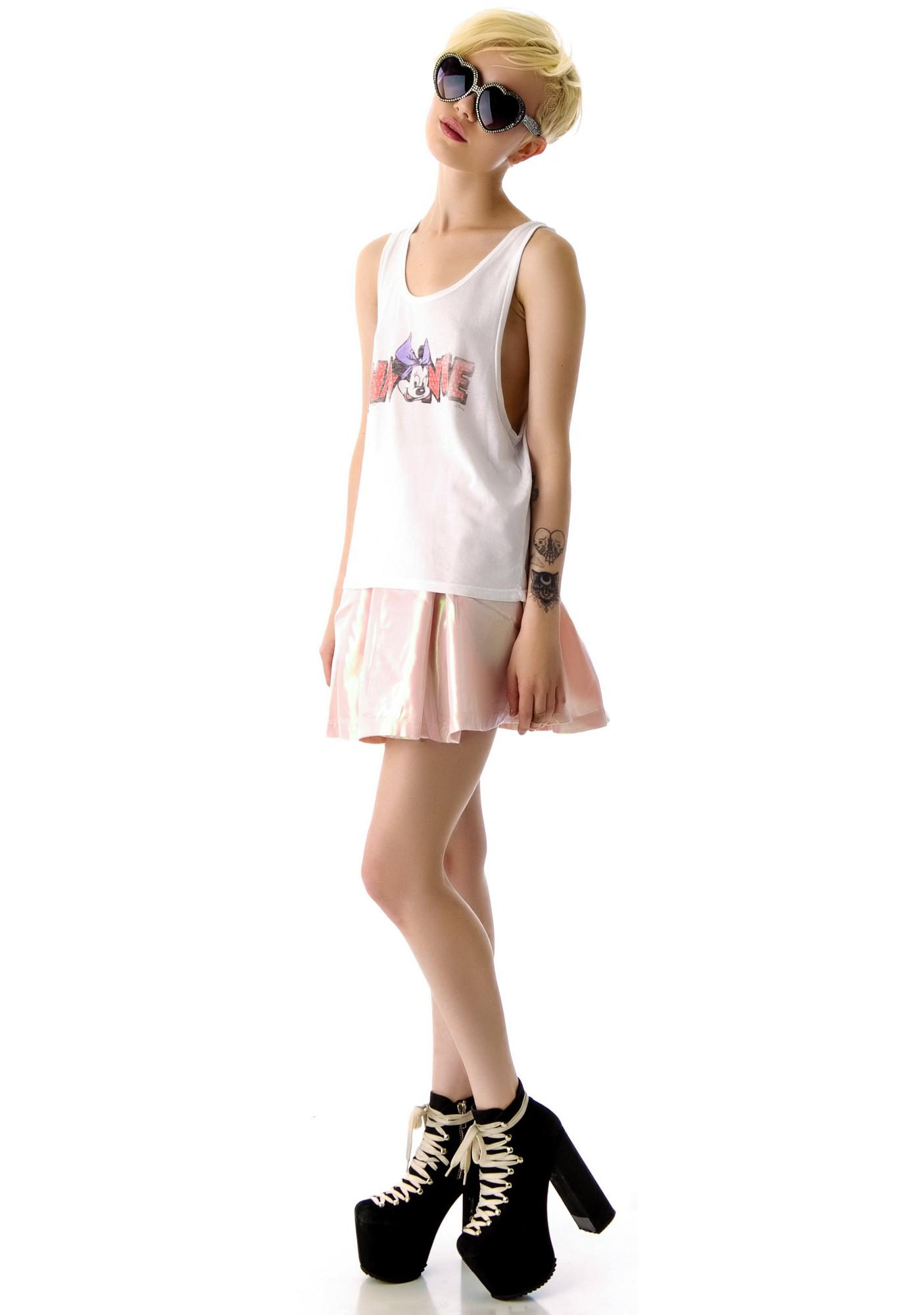 Junk Food Clothing Minnie Easy Rider Tank