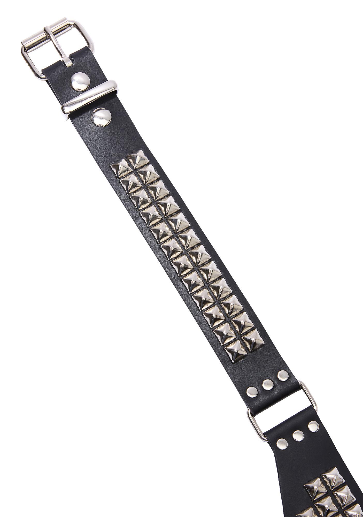 Always Unruly Studded Belt