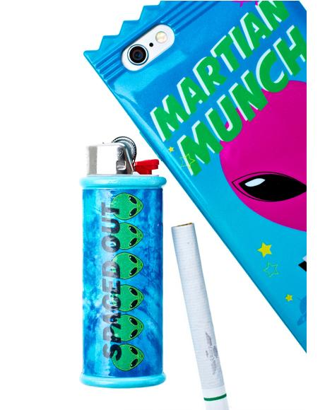 Spaced Out Lighter Case