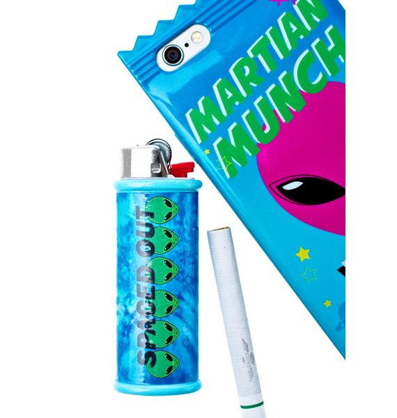My Bubblegum Fantasy Spaced Out Lighter Case