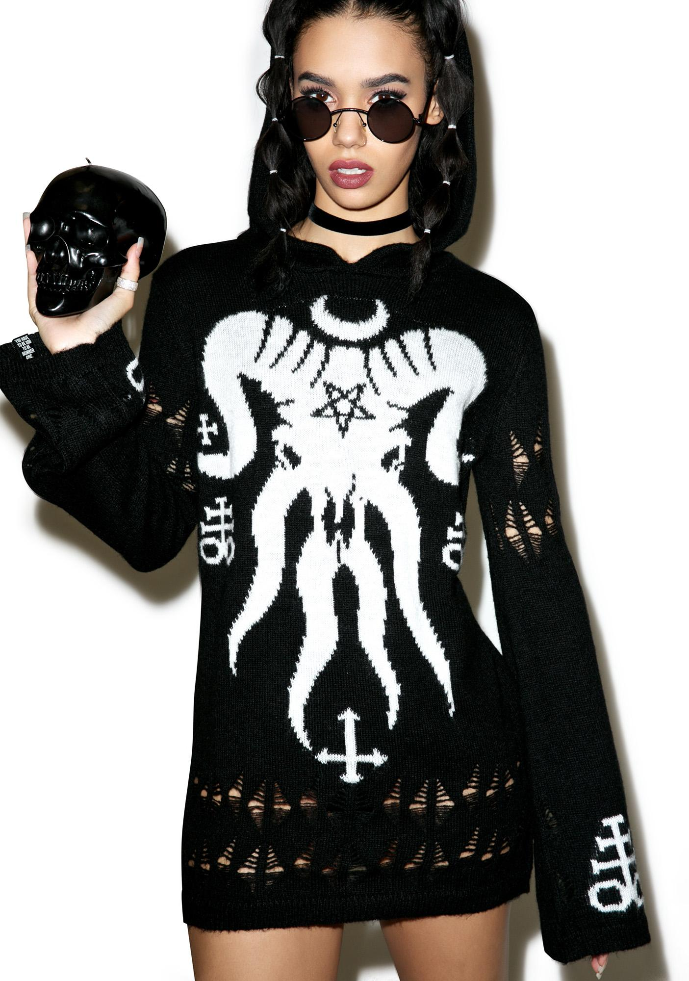 Killstar The Calling Knit Dress
