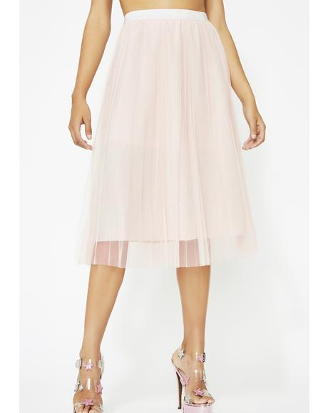 Back For More Tulle Skirt