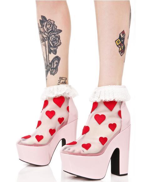 Lucy Wedge Heels