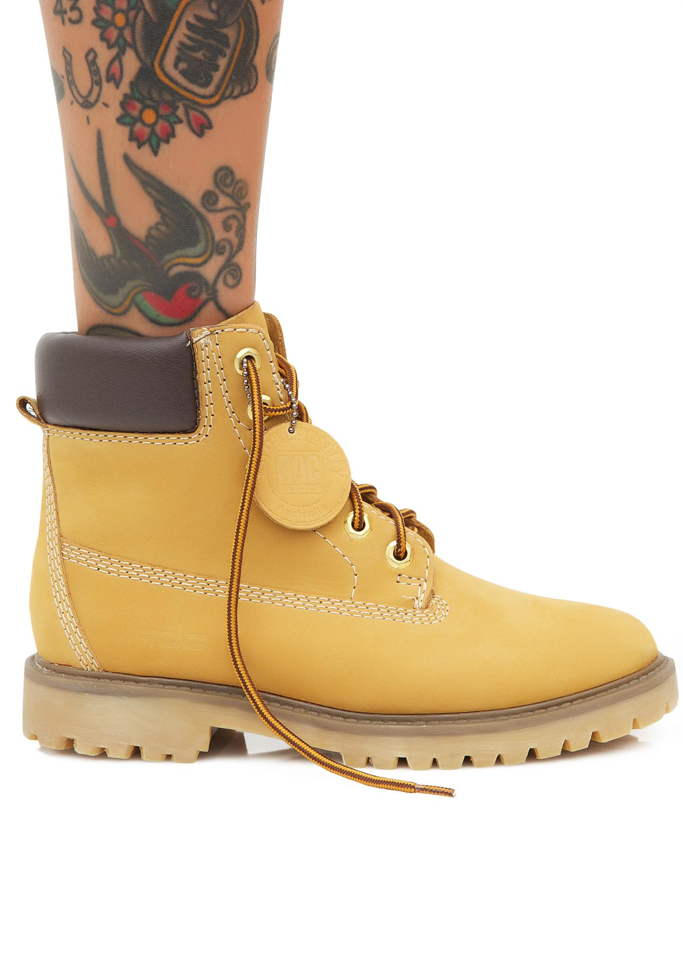 ROC Boots Rover Boots