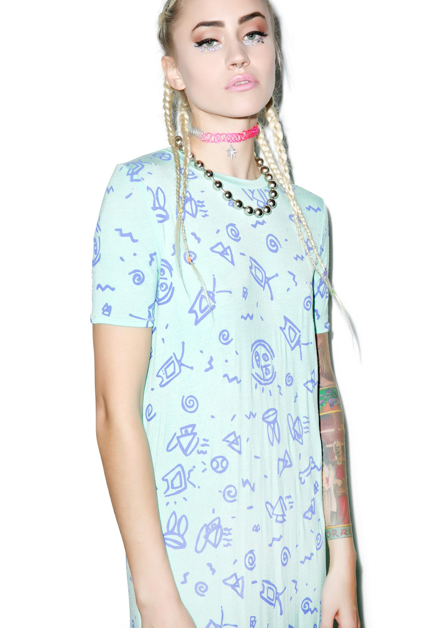 Mamadoux T-Shirt Dress