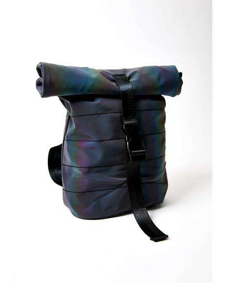 Rave Roll Up Mini Backpack