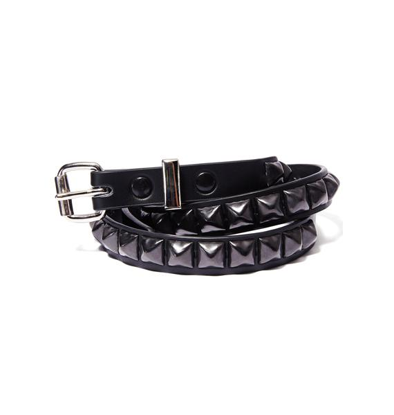 Rock On Studded Belt