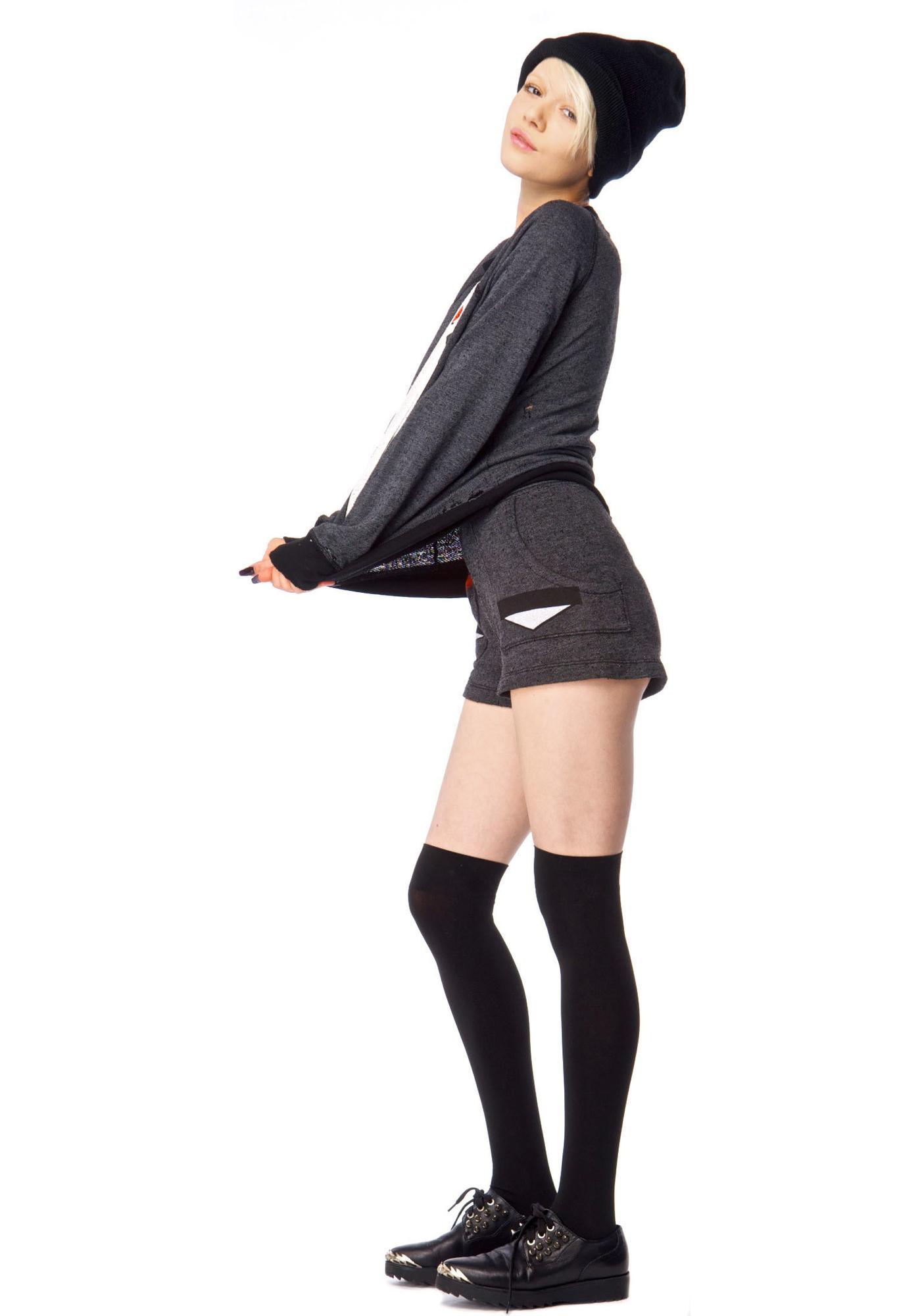 Wildfox Couture Sinatra Coast Shorts