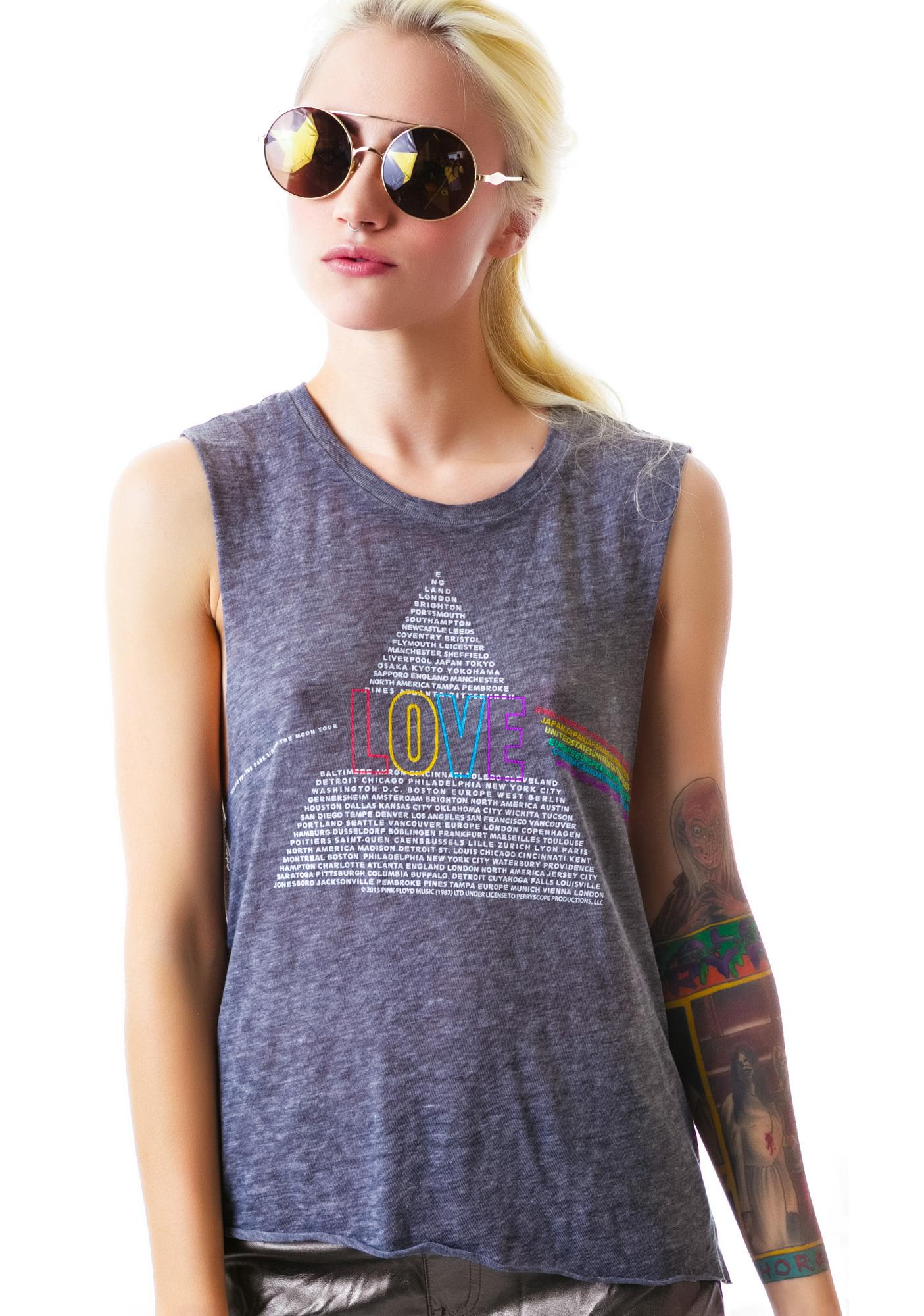 Chaser Pink Floyd All You Need Is Love Muscle Crop