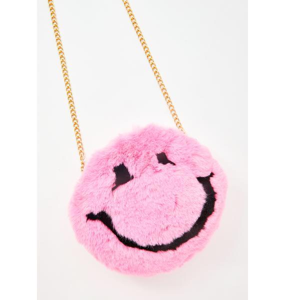 Furever Happy Shoulder Bag