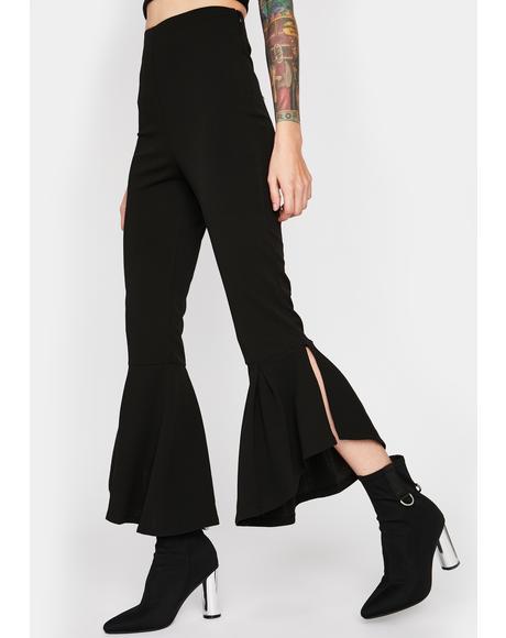 Baddie Forever Flawless Flare Pants