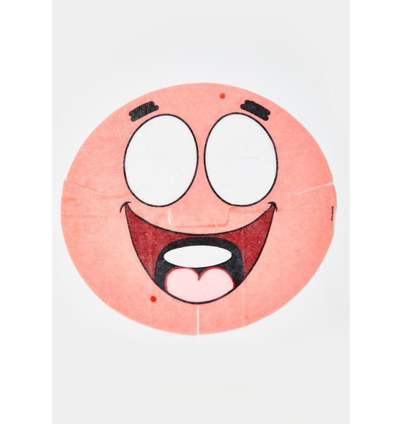 HipDot Patrick's Spa Day Sheet Mask