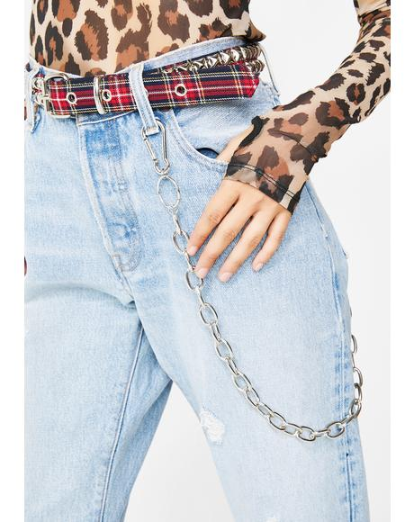 Basket Case Belt Chain