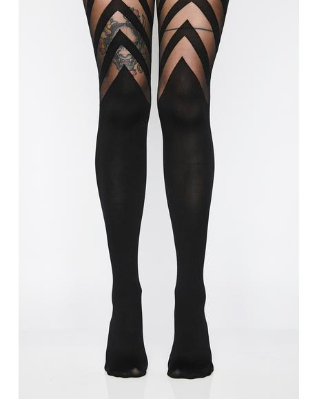 Haxkonst Tights